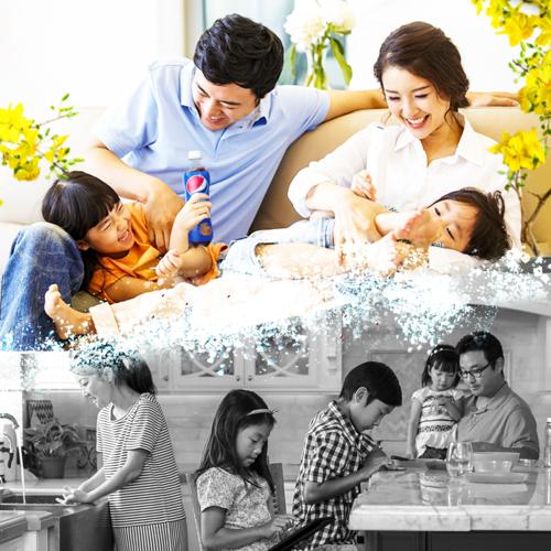 Chủ động trò chuyện, kết nối với nhau, gia đình mới có cái Tết đoàn viên đậm đà.