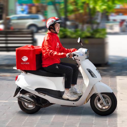 Go-Việt và chiến lược phủ đỏ Sài thành với dịch vụ giao món ăn nhanh