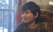 Cậu bé lớp 5 thành anh hùng nhờ cứu người đàn ông đuối nước