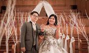 Đám cưới xa hoa thành trò cười vì chiếc bánh kem giả