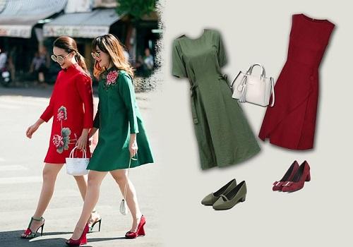 Mặt hàng thời trang dành cho nữ có mức giảm đa dạngdịp tết. Người tiêu dùng nhập mã TETSANHDIEU để đượcgiảm ngay 109.000 đồngcho đơn hàng thời trang từ 799.000 đồng, áp dụng từ nay đến 18/01 (số lượng ưu đãi có hạn)