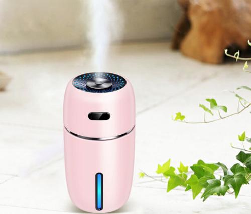 Máy làm ẩm không khí như một trong những giải pháp phòng ngừa cảm cúm cho mỗi gia đình.