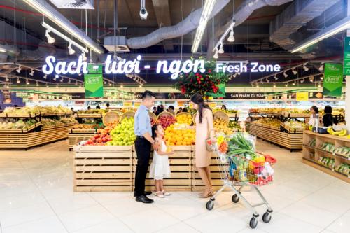 Người nội sợ thoải sức lựa chọn sản phẩm tươi ngon, đảm bảo chất lượng cho dịp Tết tại VinMart & VinMart+.