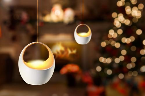Đèn trang trí Philips LED Intimate 31007 thiết kế hình nến: Sản phẩm giúp tạo ra không khí ấm cúng xung quanh phòng thật dễ dàng và an toàn bằng cách chỉ cần thổi nhẹ vào đèn.