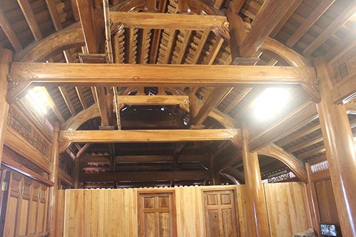 Doanh nhân về hưu chuyển nhà gỗ 300m2 từ Thanh Hóa về Đà Lạt vui thú tuổi già/Ngôi nhà gỗ 300 m2 được doanh nhân về hưu chuyển từ Thanh Hóa về Đà Lạt để vui thú tuổi già - 3