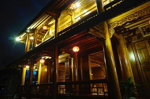Doanh nhân về hưu chuyển nhà gỗ 300m2 từ Thanh Hóa về Đà Lạt vui thú tuổi già/Ngôi nhà gỗ 300 m2 được doanh nhân về hưu chuyển từ Thanh Hóa về Đà Lạt để vui thú tuổi già - 8
