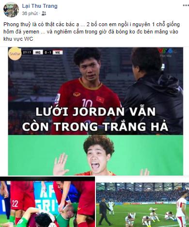 Việt Nam vào tứ kết: Fan Việt kêu bõ công chết đi sống lại từ vòng bảng - 1