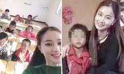 Bức ảnh cô gái xinh đẹp bên học sinh nghèo lừa hàng chục người