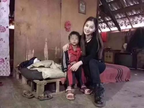 Nhiều người báo cảnh sát đã bị những bức ảnh của cô gái xinh đẹp này lừa. Ảnh: Sina.