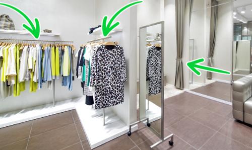 7 chiêu móc túi khách hàng của các cửa hàng thời trang - 4