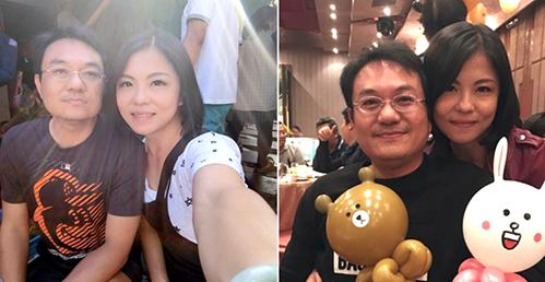 Mối lương duyên của đôi vợ chồng Liam - Lim hóa ra đã có từ hơn 10 năm trước . Ảnh: China Times