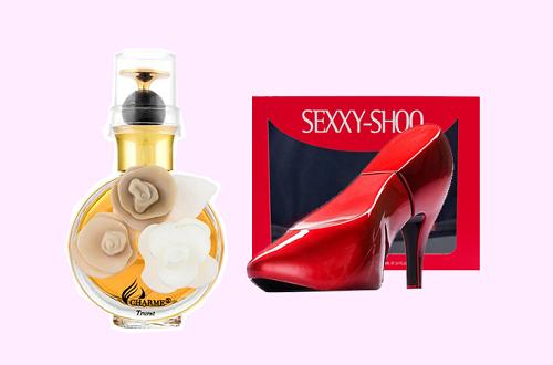 Khéo chiều ý phái đẹp trong thiết kế, các sản phẩm nước hoa trở thành lựa chọn thích hợp cho bạn gái mỗidịp lễ, đặc biệt là lễ Tình nhân.