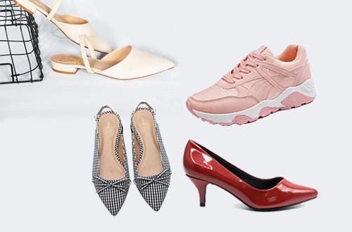 Tặng đôi giày mang hàm ý bạn muốn cùng đối phương đồng hành trên mọi nẻo đường.