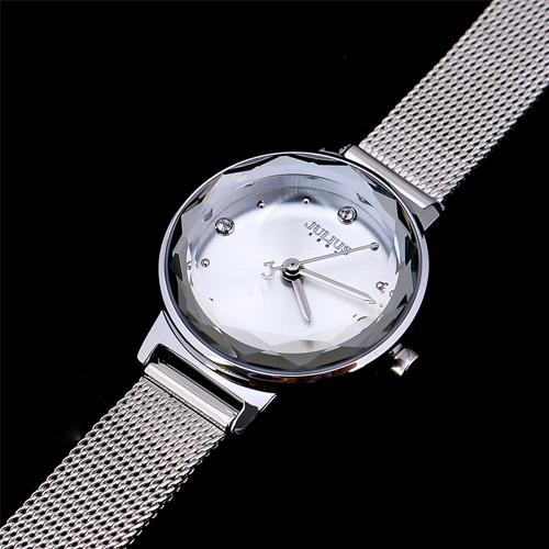 Đồng hồ nữ Julius Hàn Quốc chính hãng JA-917 JU1148 (bạc):