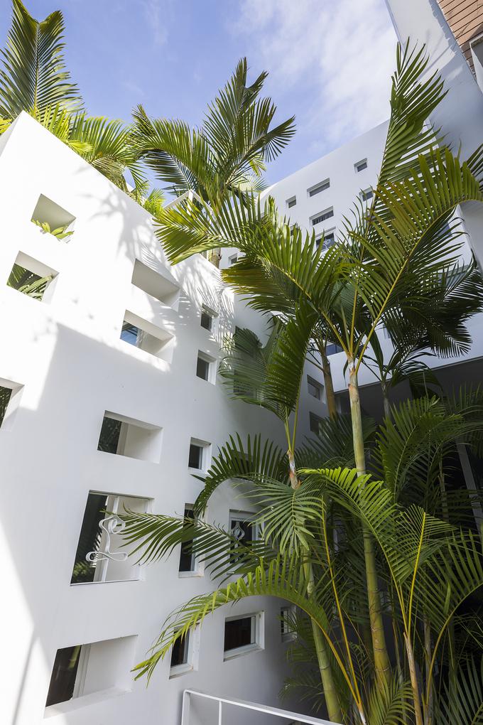 300 cửa sổ giúp ngôi nhà chỉ tốn 200 nghìn tiền điện mỗi tháng