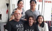 Cựu binh Mỹ bất ngờ tìm thấy con rơi ở Việt Nam sau 45 năm