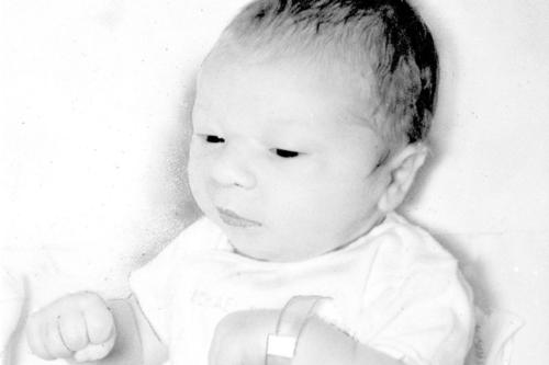 Bé Paul bị bắt cóc sau khi sinh một ngày tại bệnh viện. Ảnh: Alamy Stock Photo.