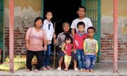 Niềm hy vọng nhỏ bé trong gia đình có 3 thế hệ lùn