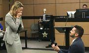 Luật sư nhận 'án chung thân' trong phiên tòa cầu hôn bạn gái