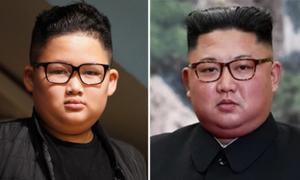Cậu bé Hà Nội lên 10 báo quốc tế vì cắt tóc giống Kim Jong-un