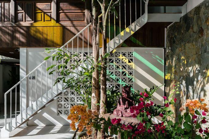 Gia chủ Sài Gòn xây thêm nhà đẹp như resort chỉ để làm đám tiệc