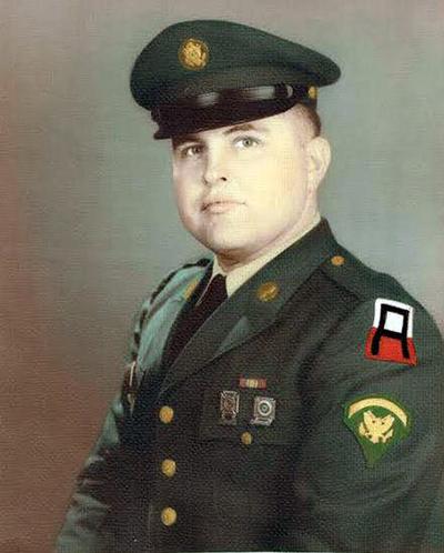 Ông Garner thời tham chiến ở Việt Nam. Ảnh: altamontenterprise