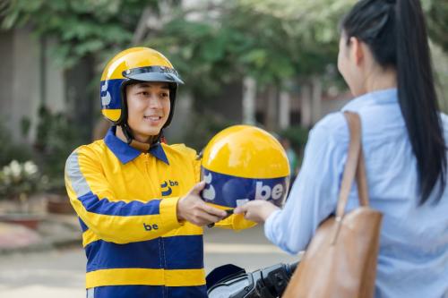 Be mong muốn nâng cao nhận thức của người dân trong việc sử dụng mũ bảo hiểm đảm bảo chất lượng.