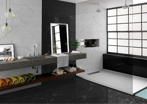 Gạch vân đá đã trở nên quen thuộc trong nhiều công trình xây dựng nhờ ưu điểm về độ bền và tính thẩm mỹ. Bên cạnh việc làm mới ngôi nhà bằng cách chọn mua khung tranh, đồ nội thất, bạn có thể sử dụng các dòng gạch vân đá gam màu tương phản để làm đẹp không gian sống.
