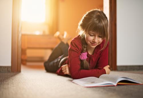 Thích ở nhà đọc sách một mình hơn ra ngoài vui chơi với bạn bè có thể là biểu hiện của người có IQ cao. Ảnh: Johnsflaherty.
