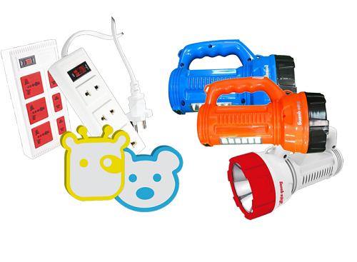 Thiết bị gia dụng Điện Quang giảm giá còn 83.000 đồng, áp dụng cho các sản phẩm đèn ngủ cảm ứng, đèn pin cầm tay và ổ điện đa năng.