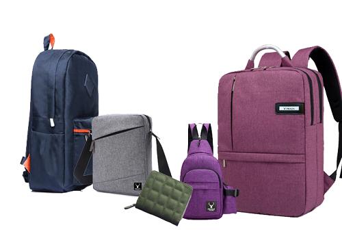 Balo và túi đeo chéo của Praza được bán với giá 83.000 đồng trong chương trình. Sản phẩm phù hợp cho nhu cầu đi học, đi làm mỗi ngày của chị em nhờ thiết kế quai đeo êm ái và chất liệu thoáng mát.