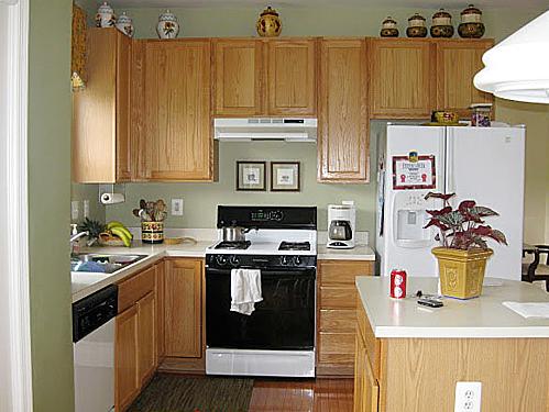 Còn nhiều chi tiết ở phòng bếp khiến anh Tiến không hài lòng nhưng anh không biết sửa thế nào. Ảnh: homedesignersuite.
