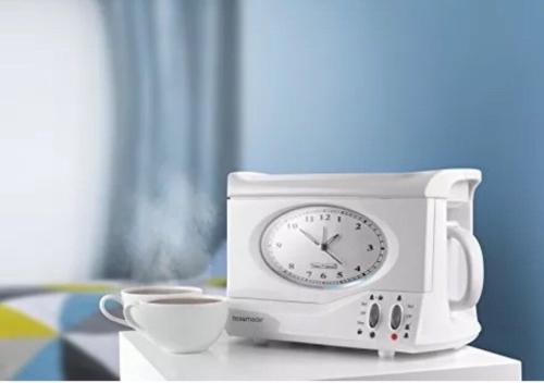 5 đồng hồ báo thức dành cho người thích ngủ nướng - 1