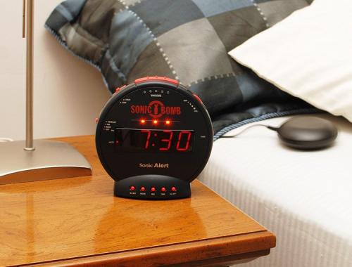 5 đồng hồ báo thức dành cho người thích ngủ nướng - 3