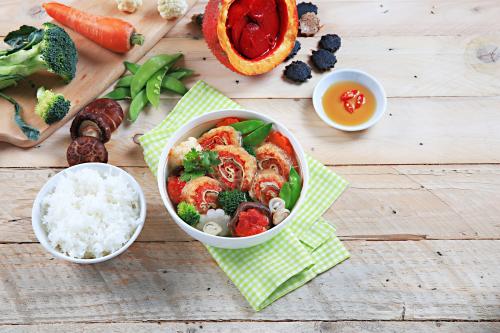 Vedan tạo ra hương vị món ăn ngon mà vẫn giữ được sự tươi ngon của nguyên liệu.
