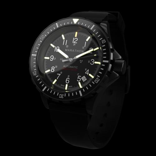 Thuộc mẫu đồng hồ cao cấp nhưng Marathon không kén khách tìm mua. Xem giá trọn gói về Việt Nam, tại đây.