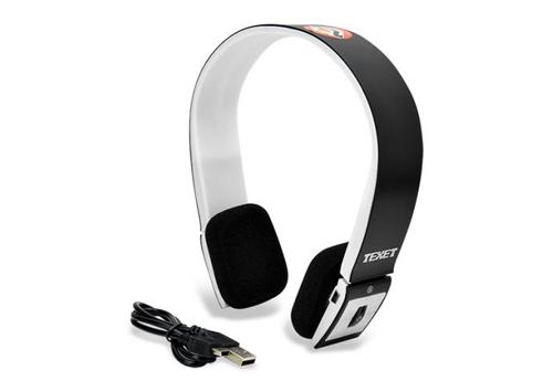 Tai nghe bluetooth TexetBH-02 cho chất lượng âm thanh đa âm sắc, dải âm tần rộng và độ nhạy cao, âm bass dày và ấm hơn. Thiết kế hiện đại, ôm trọn lấy đôi tai người dùng tạo nêncảm giácêm ái,dễ chịu và nút điều khiển đa năng thông minh. Tai nghe trang bị công nghệ cô lập tiếng ồn, lọc gần như 80% âm thanh gây nhiễu từ môi trường. TexetBH-02 giảm còn 309.000 đồng (giá gốc 671.300 đồng).