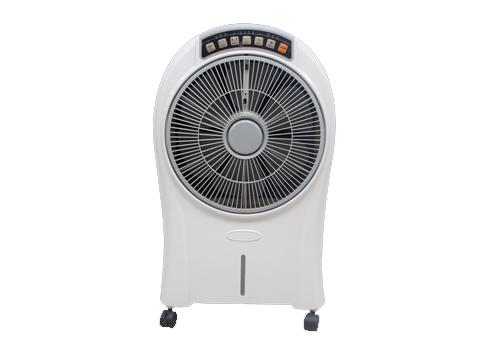 Quạt làm mát không khí Goodlife tròn 1.299.000đ 2.199 triệu đồng sản phẩm được thiết kế theo công nghệ Nhật Bản hiện đại nhất. Với kích thước nhỏ gọn, trọng lượng thấp, có bánh xe di chuyển dễ dàng, thiết kế thời trang tạo nên sản phẩm vô cùng thân thiện với mọi người tiêu dùng. Đặc biệt, quạt làm lạnh không khí Goodlife sử dụng đá Gel làm lạnh, có khả năng làm lạnh nhanh