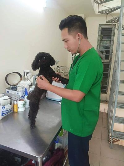 Anh Lộc đã có 4 năm trong nghề
