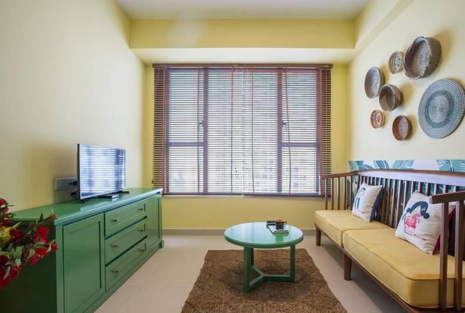 Căn hộ Sài Gòn xanh mát với chi phí tổng 280 triệu