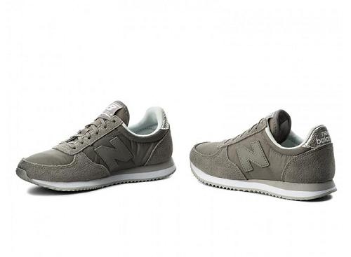 Giày sneaker chính hãng New Balance WL220GS có thiết kế dáng thon gọn ôm lấy chân, đế xuồng giúp người đi ăn gian chiều cao. Thiết kế da lộn cao cấp khó bám bụi, thoáng khí giúp người mang thoải mái dù trong thời gian dài. Giá 891.000 đồng (giá gốc 1,979 triệu đồng).