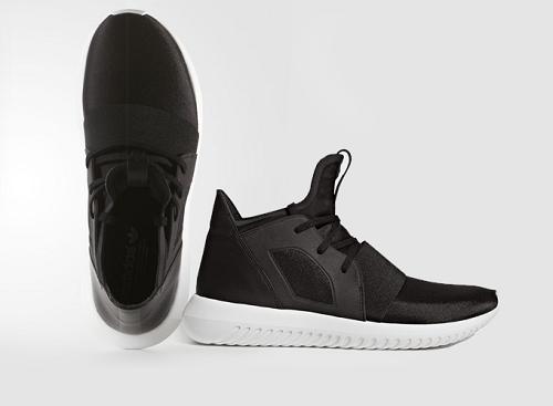 Giày Adidas Tubular Defiant (S75249) thiết kế xu hướng đơn giản hóa, phù hợp với nhiều phong cách thời trang. Giày sử dụng chất liệu siêu nhẹ giúp giảm đáng kể trọng lượng. Công nghệ đế EVA đạt độ đàn hồi cao, cho phép người sử dụng linh hoạt, năng động khi chạy bộ hay chơi các môn thể thao. Giá 2,961 triệu đồng (gốc 3,69 triệu đồng).
