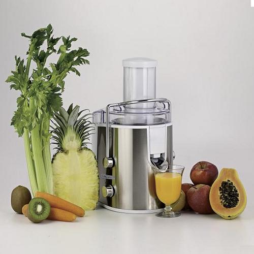 Máy ép trái cây Ariete MOD.0173 Công suất 700W• Đường kính khoang tiếp trái cây: 75mm• Có khoang chứa bã ép• 2 cấp độ ép