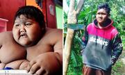 Cuộc sống của cậu bé khổng lồ sau khi vứt bỏ được 100 kg