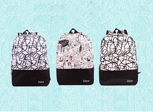 Ba lô nam Hàn Quốc Laza BL311 làm từ chất liệu vải oxford mềm, êm vai,  đựng vừa laptop 15,6in. Thiết kế trẻ trung theo phong cách Hàn quốc với  nhiều ngăn chia bên ngoài. Giá 79.000 đồng cho sản phẩm gốc giá 300.000  đồng.