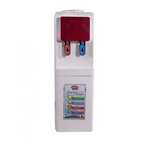 Cây nước nóng lạnh Sunhouse SHD9529 giá ưu đãi còn 2,39 triệu đồng, tặng kèm máy sấy tóc SHD2301. Sản phẩm an toàncho người sử dụngvới công nghệ chống đun khô kép, hệ thống làm lạnh bằng block, môi chất R134A. Mút giữ nhiệt cấu tạo đa lớp giúp duy trì nhiệt độ.