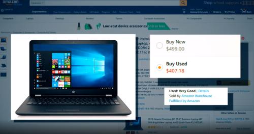 Mẹo giúp tiết kệm tiền khi mua sắm trên Amazon - 1