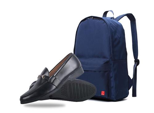 Giày lười nam thời trang Zapas GL019BA - Tặng balo BLL002BU 239.000đ350.000đ