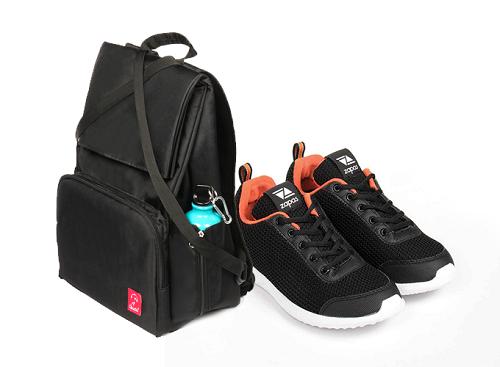 Giày thể thao nam Zapas Runner ZR001 ( Cam) - Tặng balo du lịch Glado GWD002BA 319.000đ450.000đ