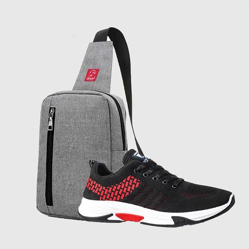Giày thể thao sneaker thời trang Zapas GS103RE -Tặng túi messenger Glado DCG026GR 249.000đ350.000đ